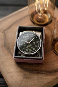 Antique Watches, Vintage Watches, Cool Watches, Watches For Men, Husband Gifts, Beautiful Watches, Mechanical Watch, Vintage Men, Gifts For Him