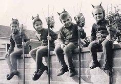 vintage devils