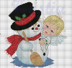 http://make-handmade.com/wp-content/uploads/2011/12/christmas-tree-ornament-crafts-snowman-cross-stitch-kits-make-handmade-16e01dc9e54152.jpg