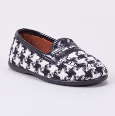 Houndstooth Loafer