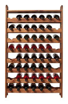 Casier à vin pour 56 bouteilles