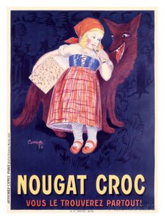 Nougat Croc Giclee Print by A. Cometti at AllPosters.com