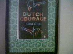 Enid Lacob   Look what is on my wall  #DutchCourage