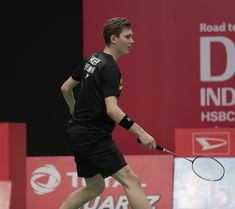 Viktor Axelsen, a dominant player from Denmark has seen various ups and downs this season. See what makes him a winner as well as a loser. Click the link in our bio and go to the Viktor Axelsen Player Study! Badminton League, Badminton Tournament, Badminton Championship, World Championship, Chen Long, Gymnastics Center, European Men, European Championships, Olympic Games