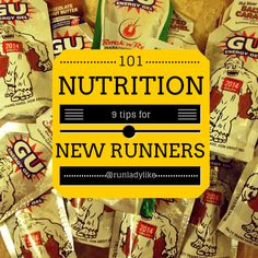 Training for your first half or full marathon but don't know where to start with fueling and hydration? Read: 9 must-know tips on nutrition for new runners.