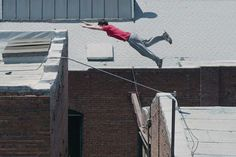 Tempest Freerunning & Parkour Team Takes Los Angeles
