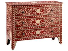 Stein Rombauer 3 Drawer Cabinet 12538 - Stein World Rombauer 3 Drawer Cabinet 12538Spacious yet stylish, this three-drawer chest will look great in any room. It's distinguished by hand-painted floral medallions and leaf patterns.Sku: 12538Manufacturer: Stein WorldCollection: Color StudioStyle: CasualDimensions: W41.5 x D18.5 x H34.75Carton Sizes: W46 x D19.75 x H38.75Cubic Feet: 20.37Weight: 116.6UPC: 71438125382Features: 3 Drawers