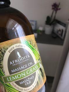 Professional Massage, Massage Oil, Nantucket, Lemon Grass, Studios, Relax, Pure Products, Drinks, Bottle