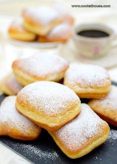 Няма нищо по - хубаво от френски понички с кафе. За да изпитате това удоволствие ги пригответе и опитайте! Ще попаднете в рая!