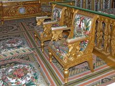 La chambre de l'Impératrice (Château de Fontainebleau)