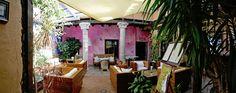Salón de estar - Posada Real la Casa del Abad de Ampudia, Hotel Spa - un hotel con encanto situado en un palacete del siglo XVI en Ampudia, Palencia www.casadelabad.com