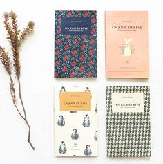 Small Un Jour De Reve Notebook