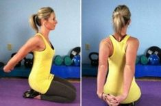 6 stretches and yoga poses for better posture and to prevent rounded shoulders: Yoga Motivation, Forma Fitness, Fitness Diet, Health Fitness, Sup Yoga, Bad Posture, Posture Stretches, Exercises For Better Posture, Forearm Stretches