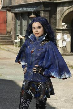 Sofia Carson interpreta a Evie en 'Los descendientes'.