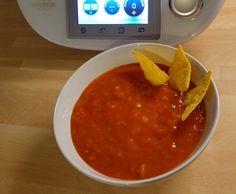Rezept Salsa Sauce/Dip zu Tortilla Wraps/Chips von sweet_M_ - Rezept der Kategorie Saucen/Dips/Brotaufstriche