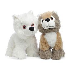 Game of Thrones Direwolf Pup Plush   ThinkGeek   I have Grey Wind and Ghost - need to complete the collection!
