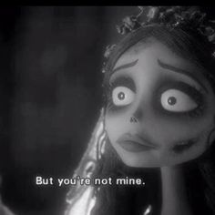 The Corpse Bride <3 Emily