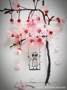 """Take a full swing. It's Spring"" "
