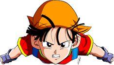 Image result for anime pan dragon ball Goku Ssj6, Son Goku, Dragon Ball Gt, Evil Goku, Pokemon Room, Black Future, Journey To The West, Akira, Deviantart