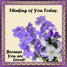 Send these beautiful larkspur and lily flowers to someone special with love! Free online Thinking Of You, Makes Me Smile ecards on July Flowers July Flowers, Thinking Of You Today, Beautiful Friend, Funny Cards, Ecards, Lily, Events, Free, E Cards