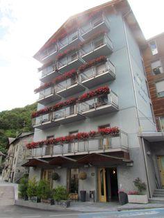 Hotel Pizzo Scalino a Chiesa in Valmalenco - Valtellina