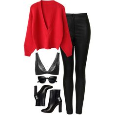 Untitled #250 by lindsjayne on Polyvore featuring polyvore, fashion, style, Topshop, Gianvito Rossi, ZeroUV and clothing