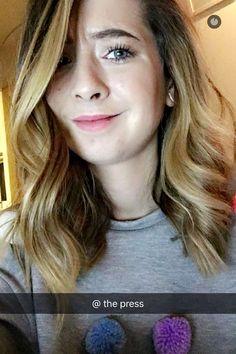 Zoe on Snapchat