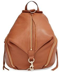Julian Backpack - Almond