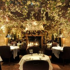 The most romantic restaurants in London | The Gentlemans Journal | The latest in style and grooming, food and drink, business, lifestyle, culture, sports, restaurants, nightlife, travel and power.