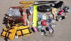Rigging your kayak for a day of fishing