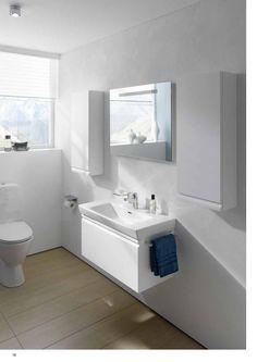 Laufen Pro-n baderumsmøbler. Fås i flere forskellige størrelser. #Laufen #bathroom #baderumsmøbler #badeværelse #vvscomfort