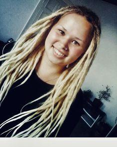 #dreadlocks #dreads #blond #haare #hair #frisur #langehaare