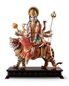 Durga Maa, Durga Goddess, Saraswati Devi, Vaishno Devi, Durga Images, Lakshmi Images, Ganesh Images, Sculptures, Lion Sculpture