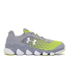 910ccacfae19 Under Armour Big Boys  Grade School UA Micro G Spine8482  Disrupt Running  Shoes Breathable