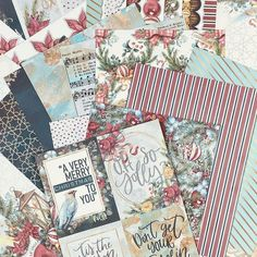 """Make-in-Wonder on Instagram: """"So excited to share a glimpse of the new Tis The Season range from Celebr8!🎁🎄🎁🎄 - I will be using the papers in the mini pack to create a…"""" Tis The Season, Being Used, This Is Us, Range, Seasons, Quilts, Blanket, Create, Paper"""