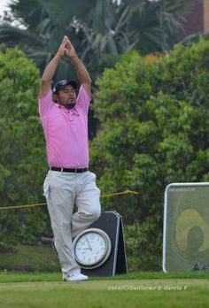 Colombian Open. PGA Tour Latinoamerica 2.014. Ruitoque Golf Country Club. Bucaramanga, COLOMBIA.