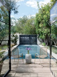 Contemporary Pool by Standard in Beverly Hills, California
