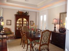home interior design and decorating ideas dining room Dining Room Wall Decor, Dining Room Design, Living Room Chairs, Room Decor, Dining Rooms, Country Interior Design, Interior Decorating Styles, Decorating Ideas, Interior Designing