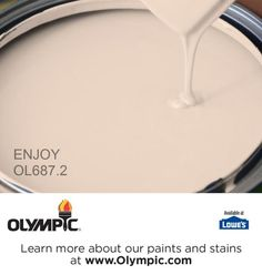 ENJOY OL687.2 is a part of the oranges collection by Olympic® Paint.