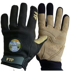 Mountain Bike Gloves Full-Fingered Gel-Padded   Free The Powder Gloves Mountain Bike Gloves, Mountain Biking, Powder, Leather, Free, Face Powder