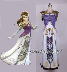 Hey, I found this really awesome Etsy listing at http://www.etsy.com/listing/155174447/the-legend-of-zelda-princess-zelda