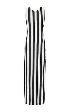 Nobu apron dress  by LEE MATHEWS Preorder Now on Moda Operandi