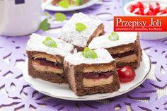 KOCIE OCZKA – piękne i bardzo smaczne, tradycyjne ciasto domowe. KOCIE OCZKA TRADYCYJNE DOMOWE CIASTA – NAJLEPSZE PRZEPISY– zbiór najlepszych przepisów na domowe ciasta. Składniki: 4 jajka 250 g margaryny 350 g mąki pszennej 175 g cukru 6 łyżek wody 16 g cukru waniliowego (zobacz film: Jak przygotować samodzielnie cukier waniliowy? ) 3 łyżki kakao …