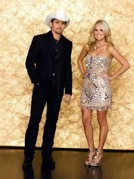 Your CMA hosts...Brad & Carrie