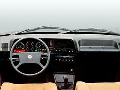 Lancia Thema (1984). #tipoquattro