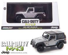 Call of Duty MW3 Jeep Wrangler