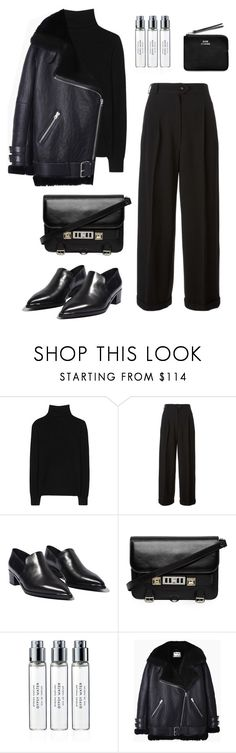"""Untitled #430"" by katycao ❤ liked on Polyvore featuring Ralph Lauren, Chanel, Acne Studios, Proenza Schouler and Byredo"