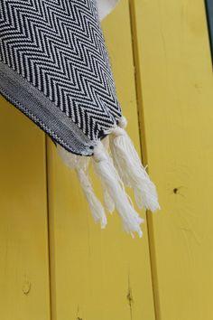 martha hammam towel  herringbone