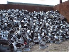 Aluminum Scrap Metals Archives - Page 3 of 3 - Musca Scrap Metals Recycling Steel, Scrap Recycling, Garbage Recycling, Recycling Ideas, Copper Prices, Metal Prices, Copper Art, Copper Metal, Pure Copper