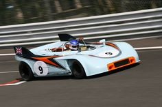 Porsche 908/3 (s/n 908/3 - 001 - 2006 Le Mans Series Spa 1000 km)  High Resolution Image (1 of 78)